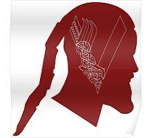 Vikings Ragnar Lodbrok Poster