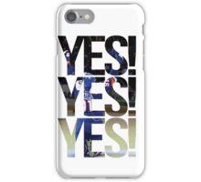 Yes Yes Yes New York Islanders iPhone Case/Skin