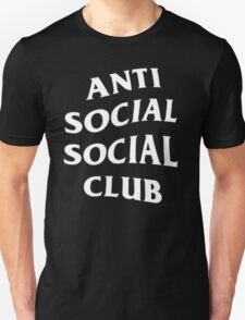 Anti Social Social Club - White T-Shirt
