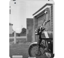 Motorcycle iPad Case/Skin