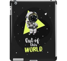 Out Of This World Cute Astronaut iPad Case/Skin