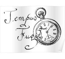 Tempus fugit  Poster