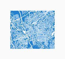 Columbia SC Map - Light Blue Unisex T-Shirt