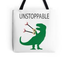 Unstoppable T.Rex Tote Bag