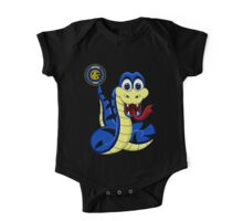 Inter Milan Fc Baby supporter One Piece - Short Sleeve