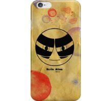 KA 2 Black iPhone Case/Skin