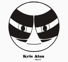 KA 2 Black One Piece - Long Sleeve