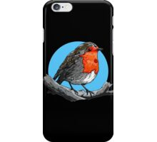 ✝ Satanic Robin ✝  iPhone Case/Skin