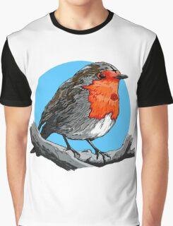 ✝ Satanic Robin ✝  Graphic T-Shirt
