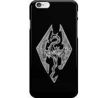 Dragon Symbol Skyrim iPhone Case/Skin