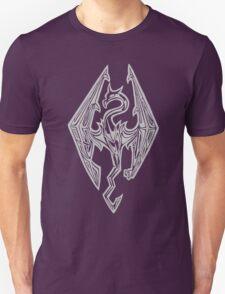 Dragon Symbol Skyrim Unisex T-Shirt