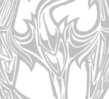 Dragon Symbol Skyrim Sticker