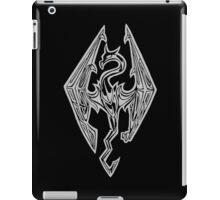 Dragon Symbol Skyrim iPad Case/Skin