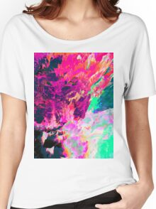 Abstract 42 Women's Relaxed Fit T-Shirt