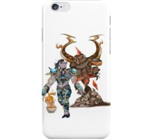 Power of the Shaman  iPhone Case/Skin