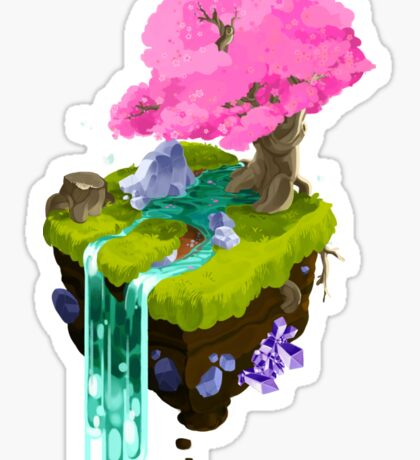 Spring Remnant Sticker