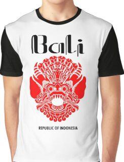 Wonderful Indonesia; Bali Graphic T-Shirt