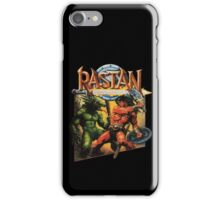 Rastan iPhone Case/Skin
