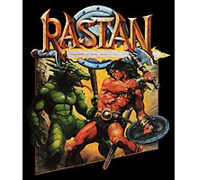 Rastan Photographic Print