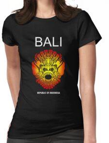 Balinese Mythology; Wonderful Indonesia Womens Fitted T-Shirt