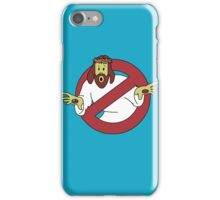 No Jesus Ghosts Allowed iPhone Case/Skin