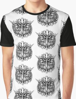 Crystal Owl Graphic T-Shirt