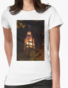 1026 Manchester Unity Building Womens Fitted T-Shirt