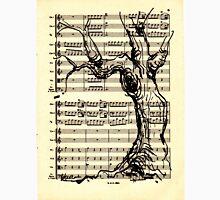 Handel Water Music Tree #1 Unisex T-Shirt