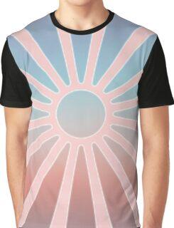Pantone 2016 Flower Graphic T-Shirt