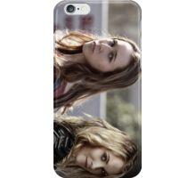 Elyza Lex & Alicia Clark iPhone Case/Skin