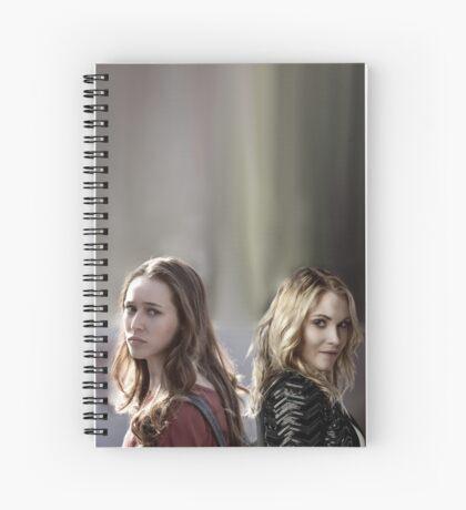 Elyza Lex & Alicia Clark Spiral Notebook