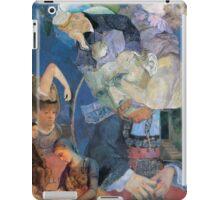 Impressed Vincent. iPad Case/Skin