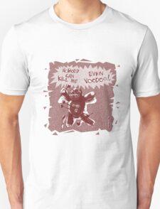 cartoon style voodoo baby  Unisex T-Shirt