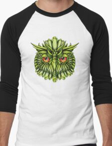 Crystal Owl EDC Men's Baseball ¾ T-Shirt
