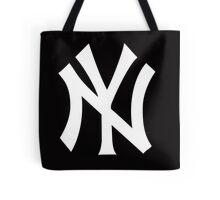 NY Yankees Tote Bag