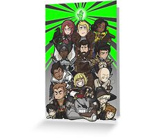 Dragon Age Inquisition Greeting Card