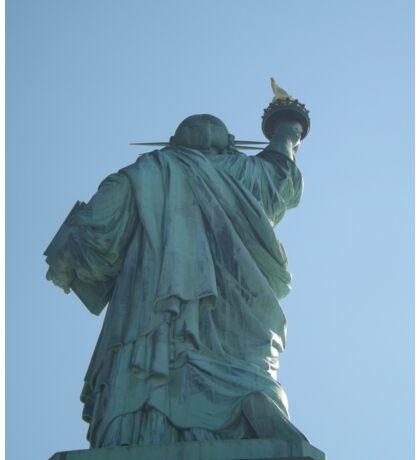 Statue of Liberty, Liberty island Sticker