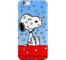 Snoopy fun iPhone Case/Skin