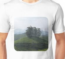 Trees in Tea  Unisex T-Shirt