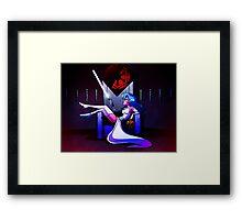Darth Syren Framed Print