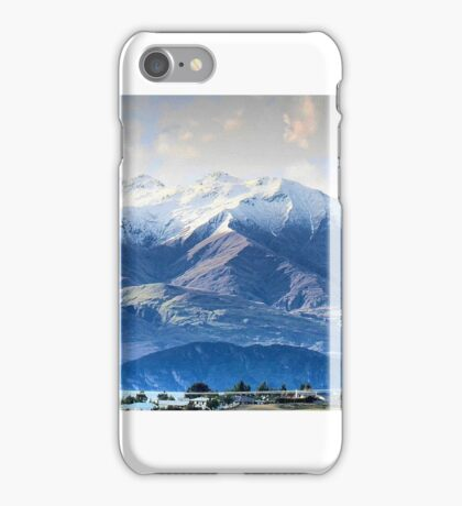 The view across the lake ( 1 ) from our unit. iPhone Case/Skin