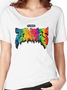 Flatbush Zombies Acid Trip Women's Relaxed Fit T-Shirt