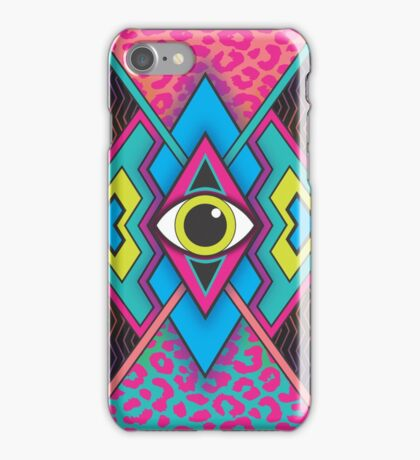 Tribal Eye iPhone Case/Skin