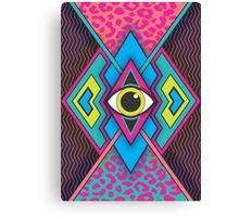 Tribal Eye Canvas Print