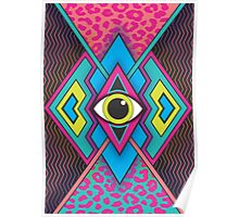 Tribal Eye Poster