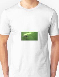 Shiny Green Fly Unisex T-Shirt