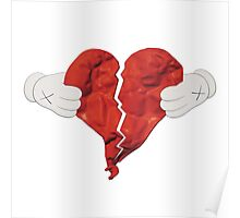 808s and Heartbreak Poster