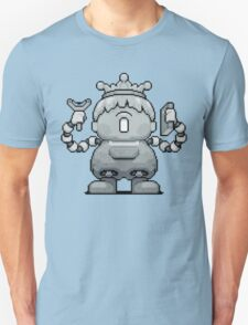 Porky Statue - Battle Pose Unisex T-Shirt