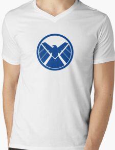NolanAndCaleb Logo Mens V-Neck T-Shirt