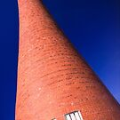 Troubridge Hill lighthouse by Dennis Wetherley